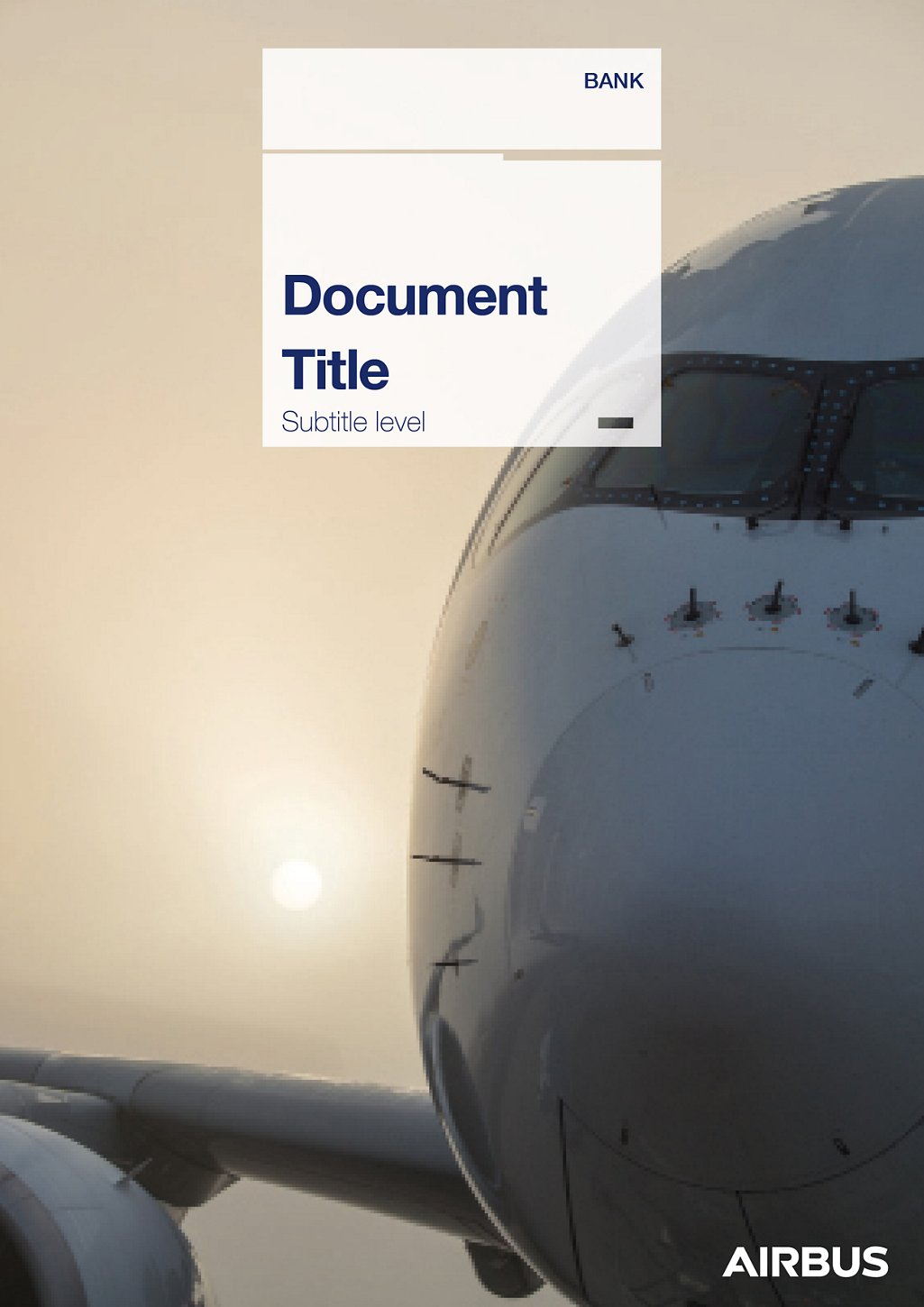 Airbus Bank Brochures 2
