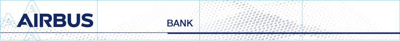 Airbus Bank Signage Facade