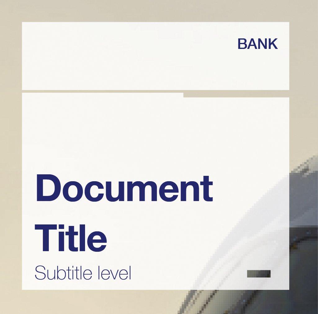 Airbus Bank Title Block 2