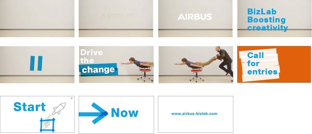 Airbus Bizlab Advertising