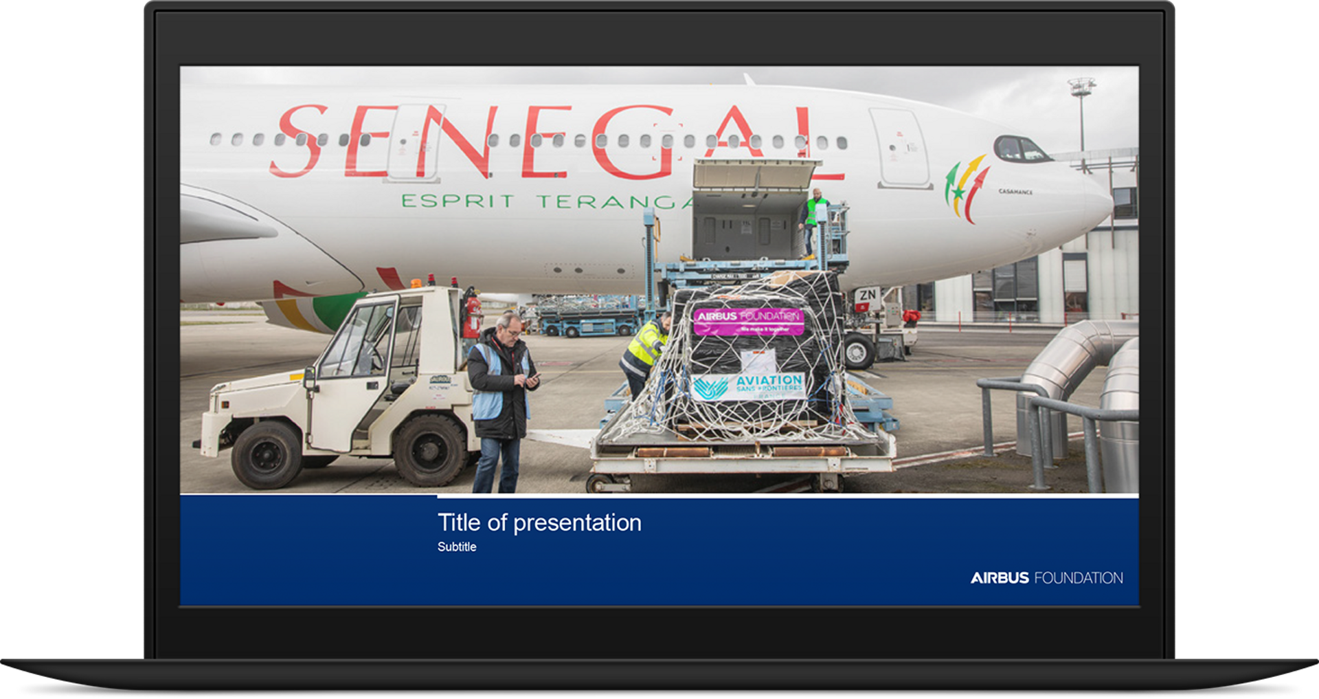 Airbus Foundation Powerpoint 1