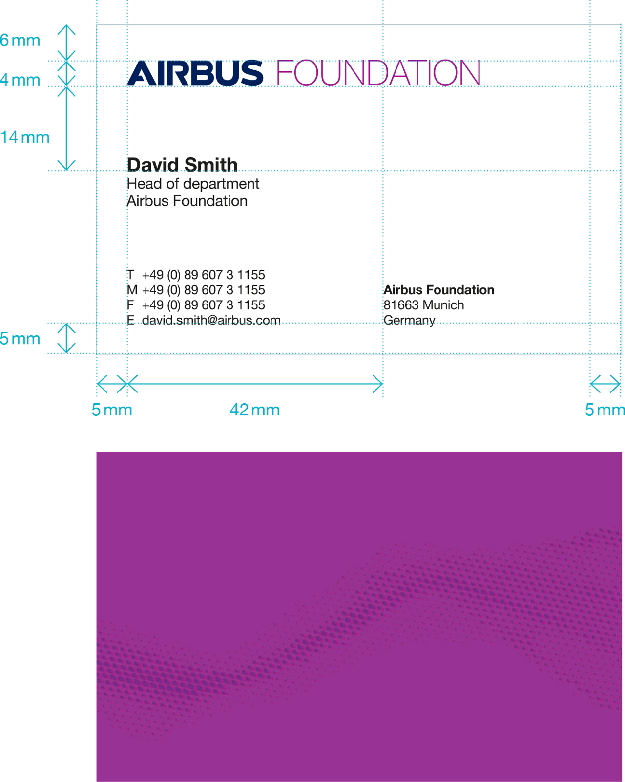 Airbus Foundation Stationery 2