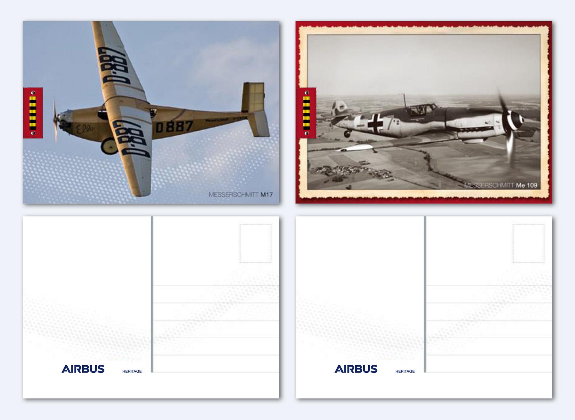 Heritage Postcards