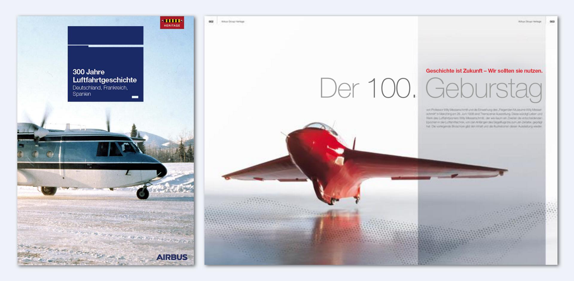 Airbus Heritage Brochure