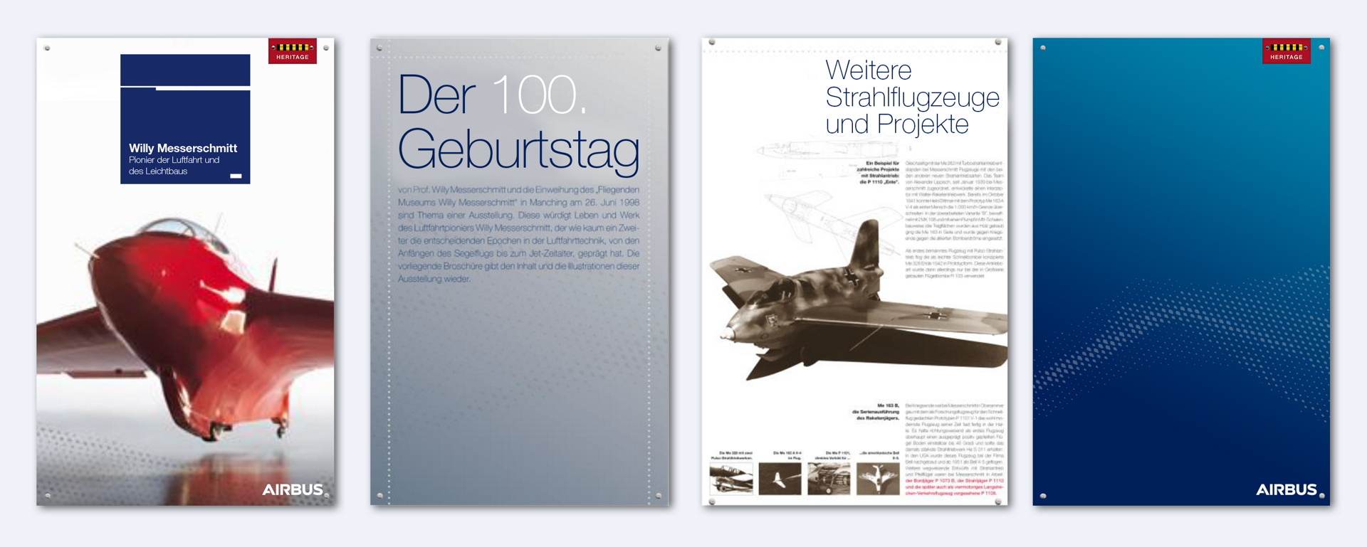 Airbus Heritage Touring Exhibition 1