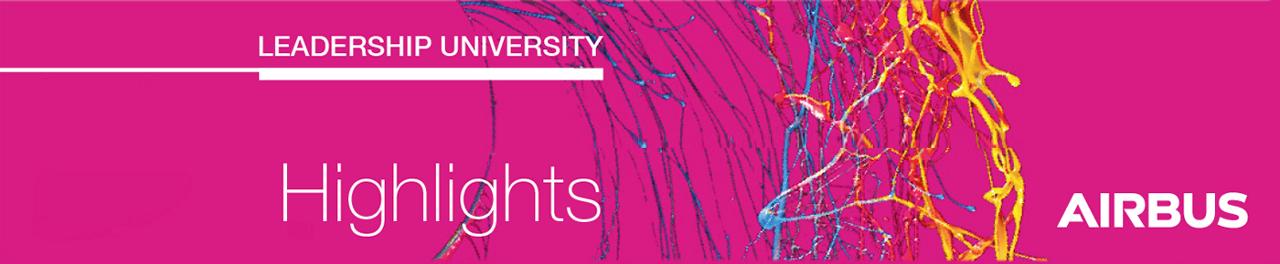 Airbus Leadership University Banners 1