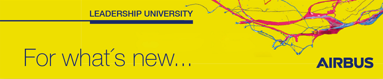 Airbus Leadership University Banners 2