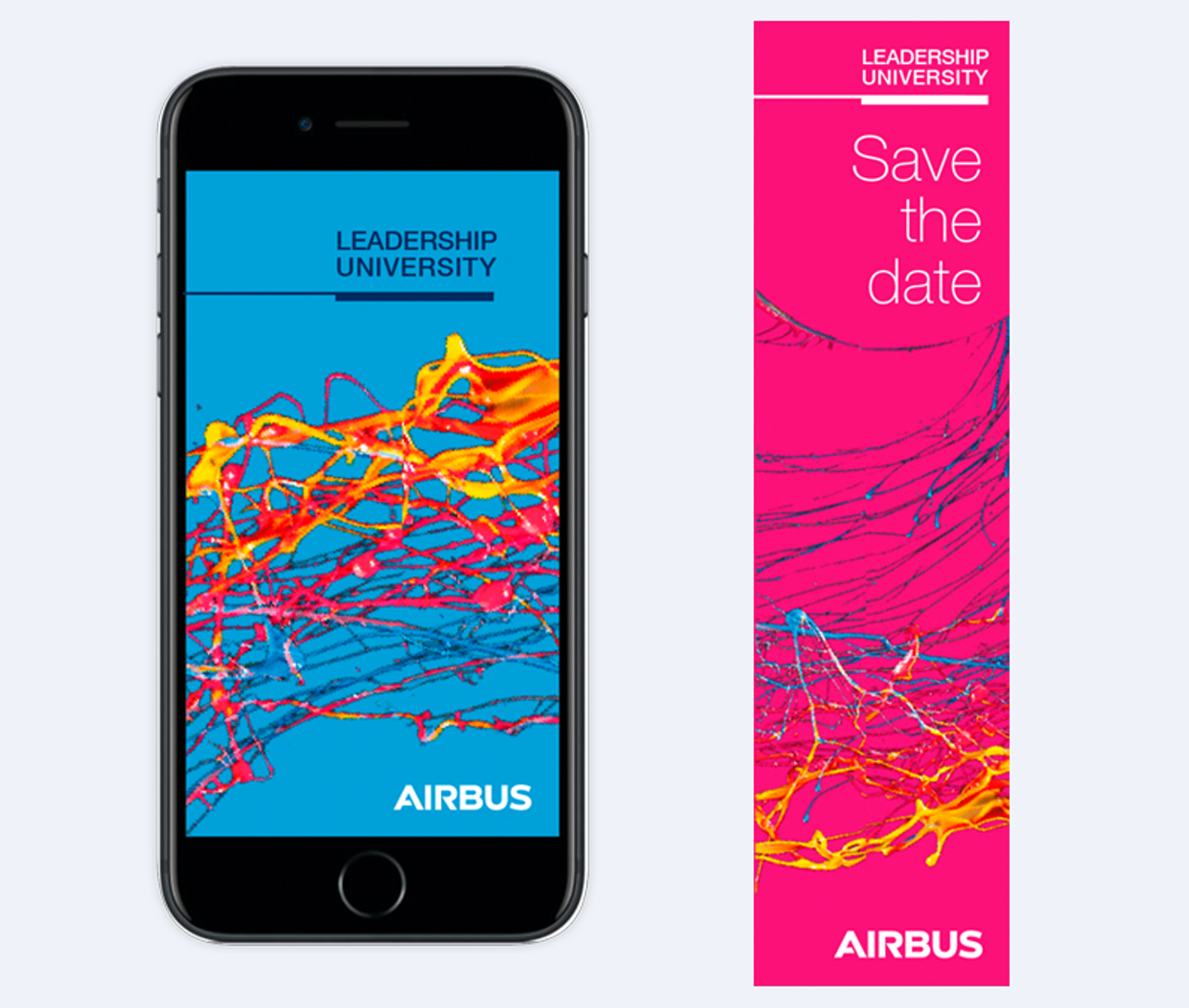 Airbus Leadership University Double Lined Descriptor