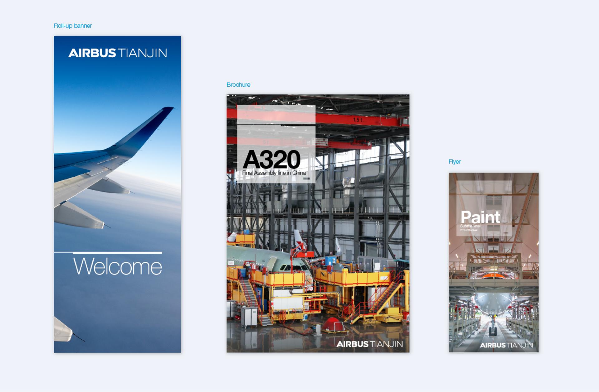 Airbus TJ Print