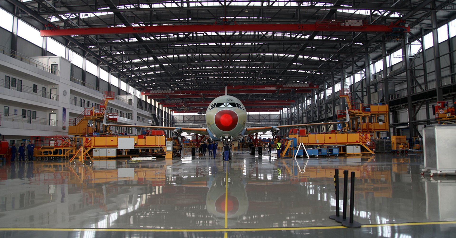 Airbus Tianjin