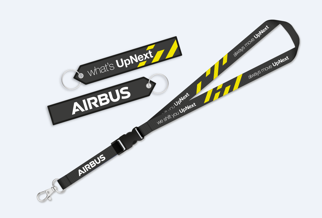Airbus Upnext Promotional Items