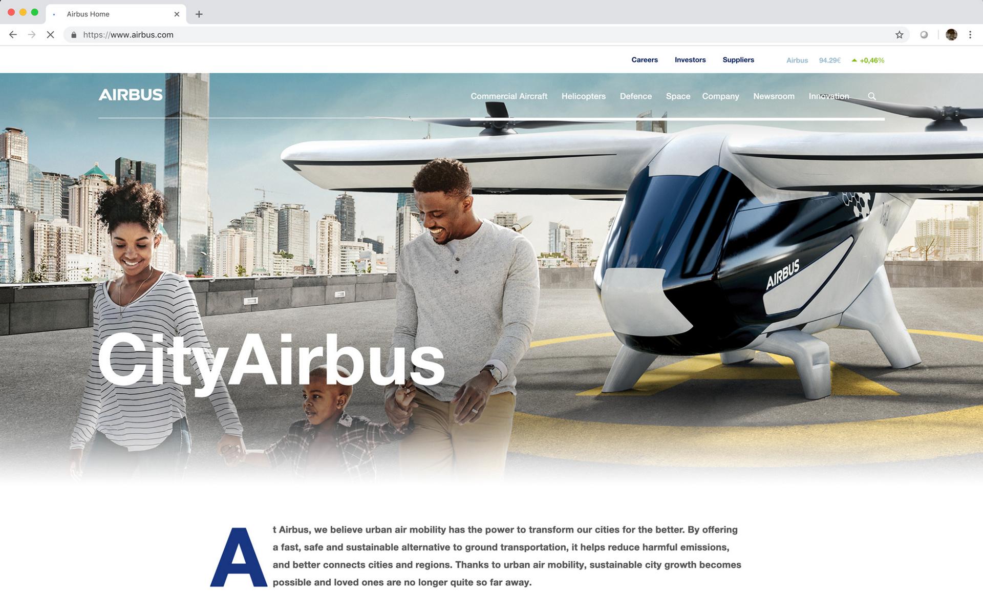 UAM Website 2
