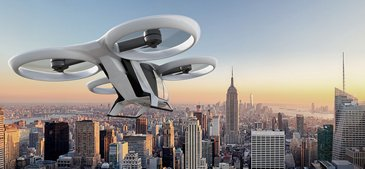 Airbus Urban Mobility Stage Image