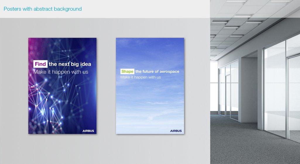Employer Branding Posters 4 New
