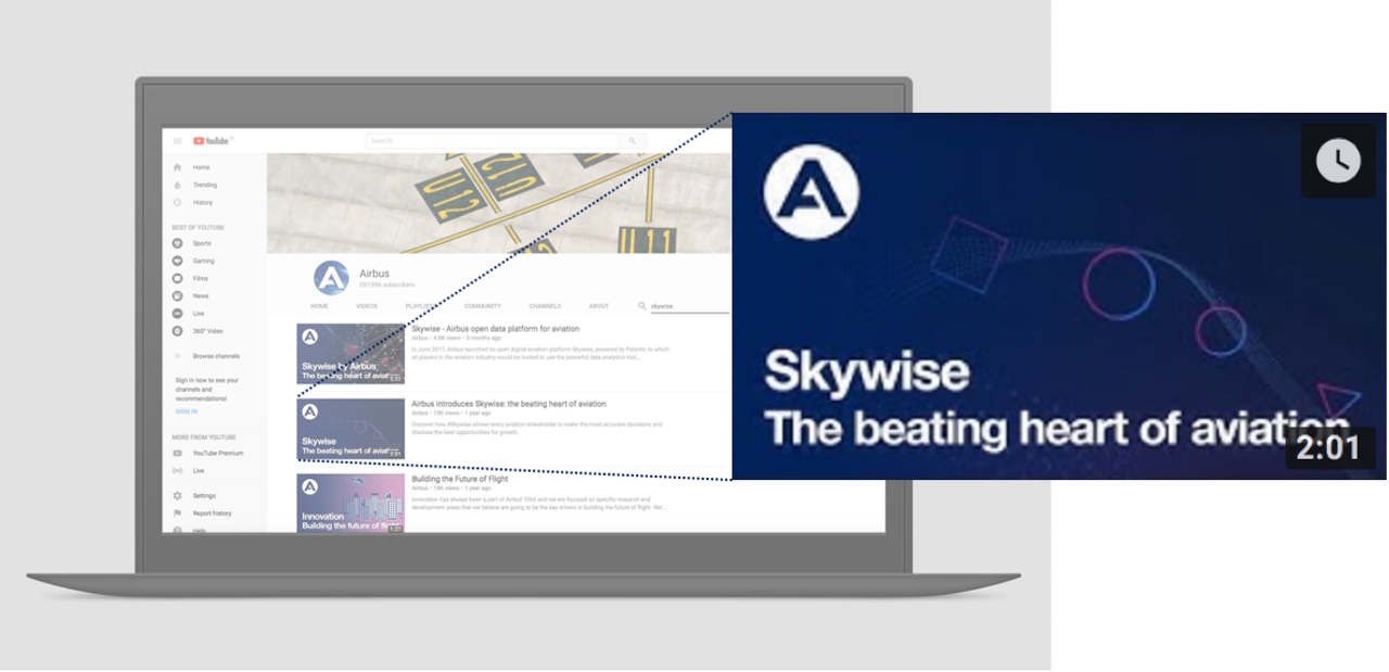 SkywiseVideo Airbus Thumbnail