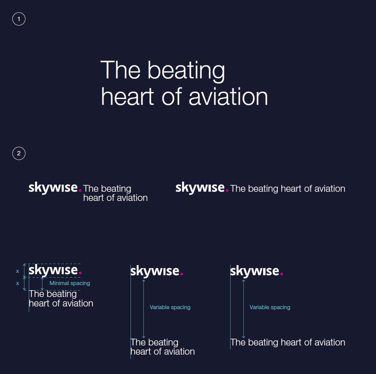 Skywise Slogan