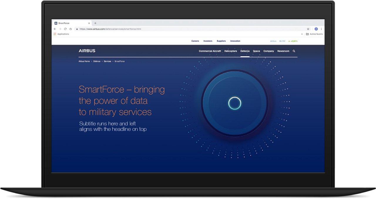 Smartforce Applications Websitebanner