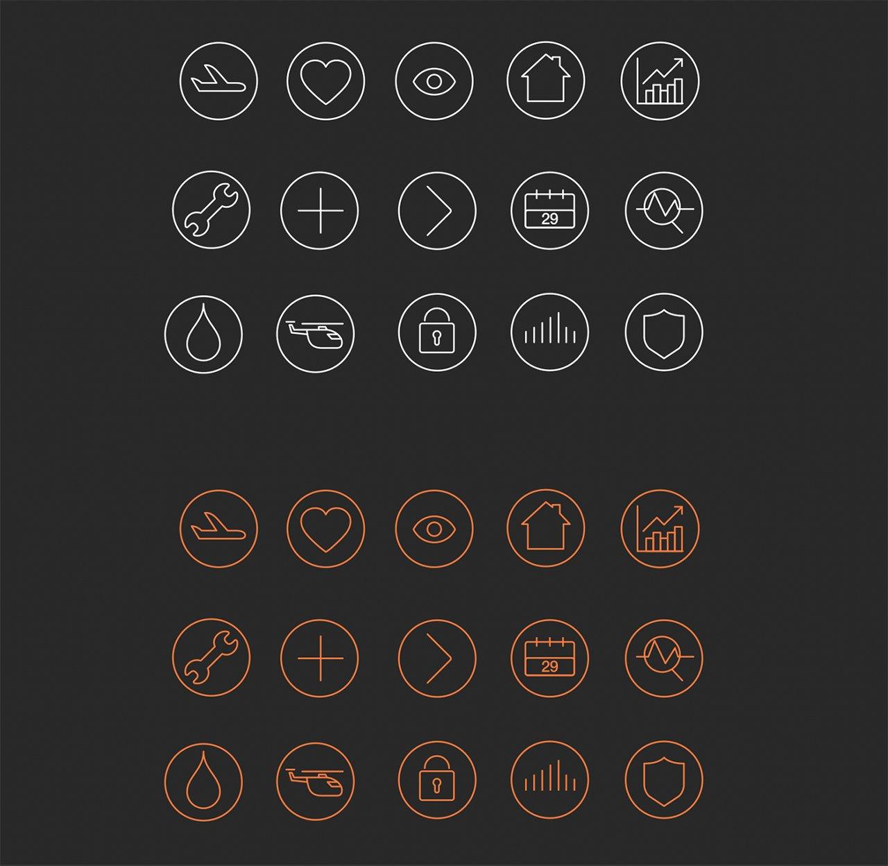 Smartforce Graphicelements Pictograms