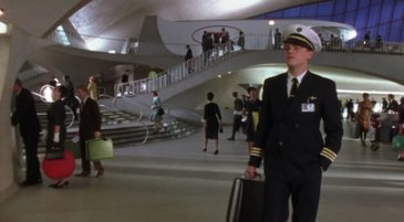Catch Me If You Can Movie TWA Hotel