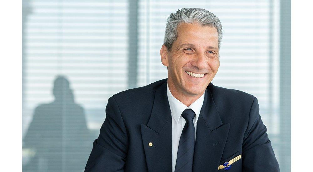 Stefan Thilo Schmidt A380 captain Lufthansa