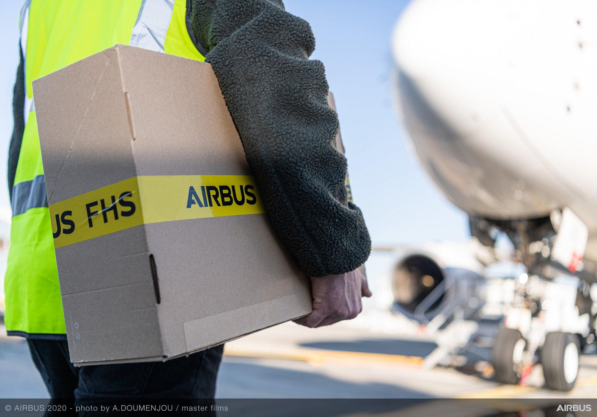 Airbus Flight Hour Services FHS