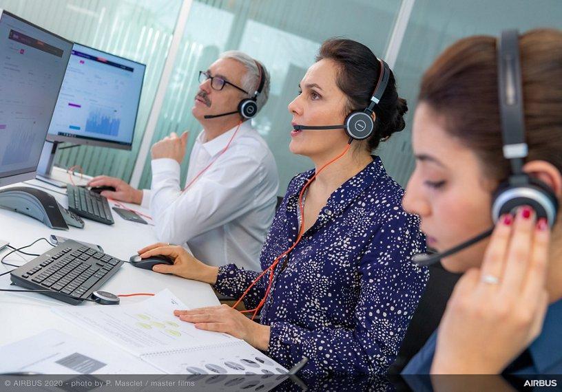Airbus Services Flight Hour Services (FHS)