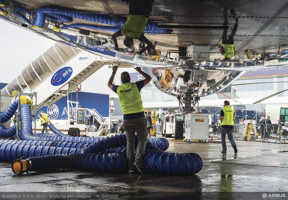 On top of type-rating courses, Airbus aims at covering more specific tasks and knowledge of maintenance operation by offering specialty courses through its Maintenance Specialised Training programme.