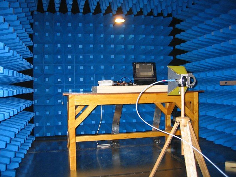EMC  Anechoid Room Small