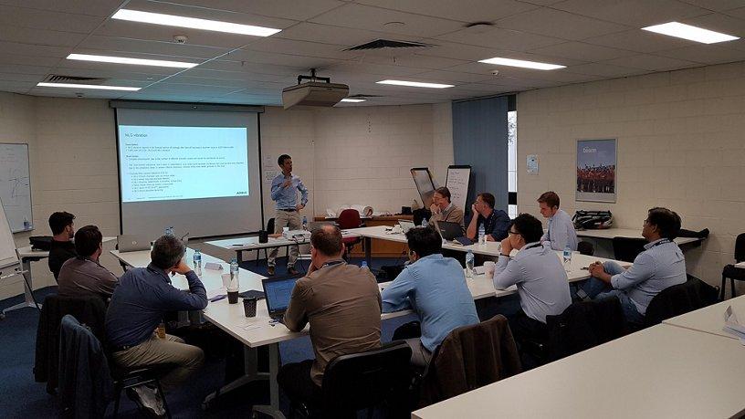 Engineering services workshop