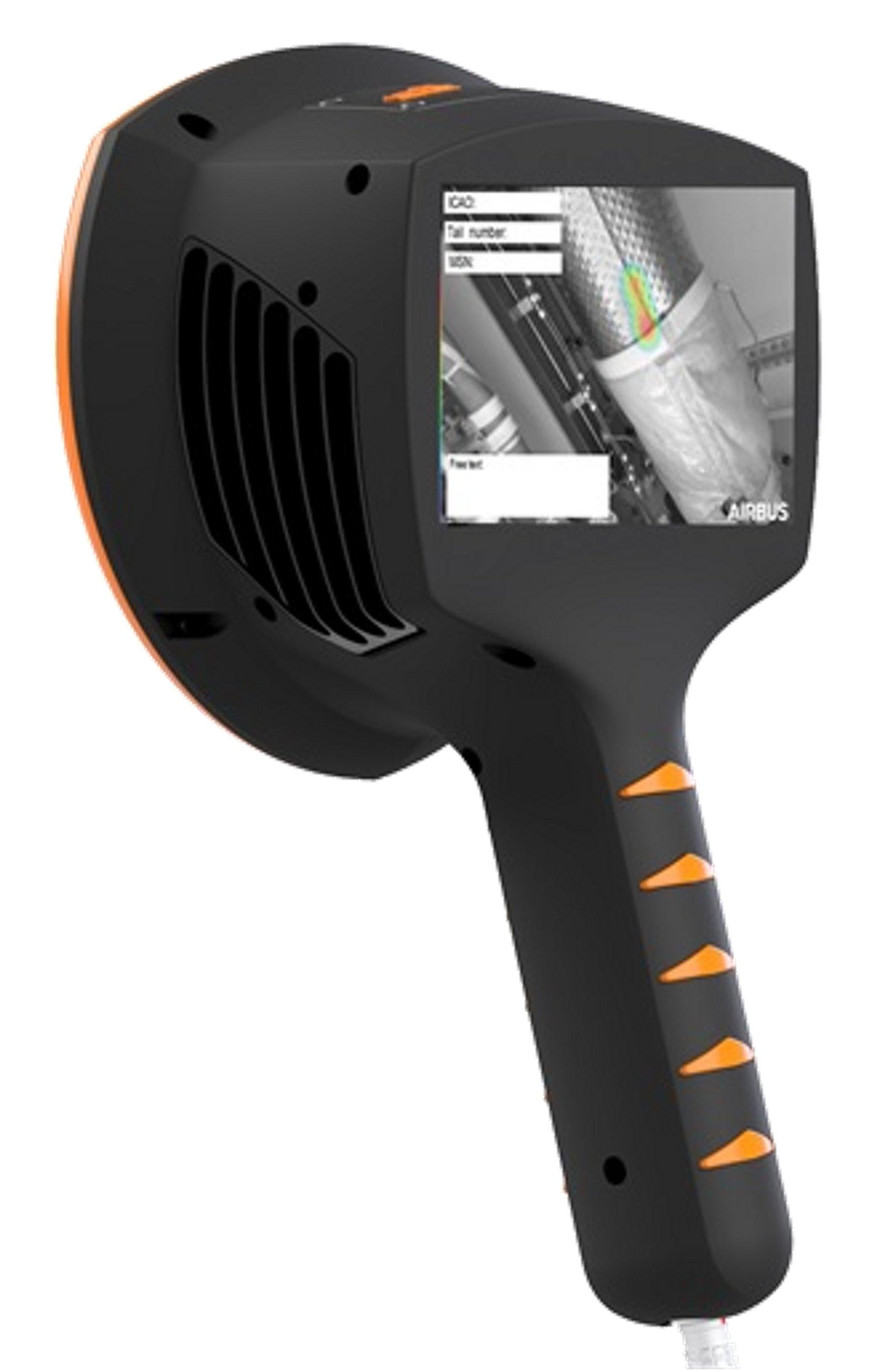 Air Leak Detector Camera