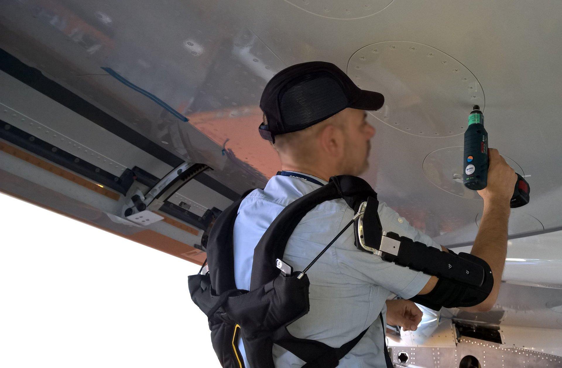 Exoskeleton Arm Assistant
