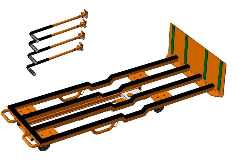 Trolley Lavatory 1