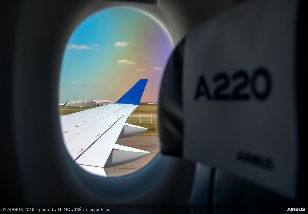 Wing A220