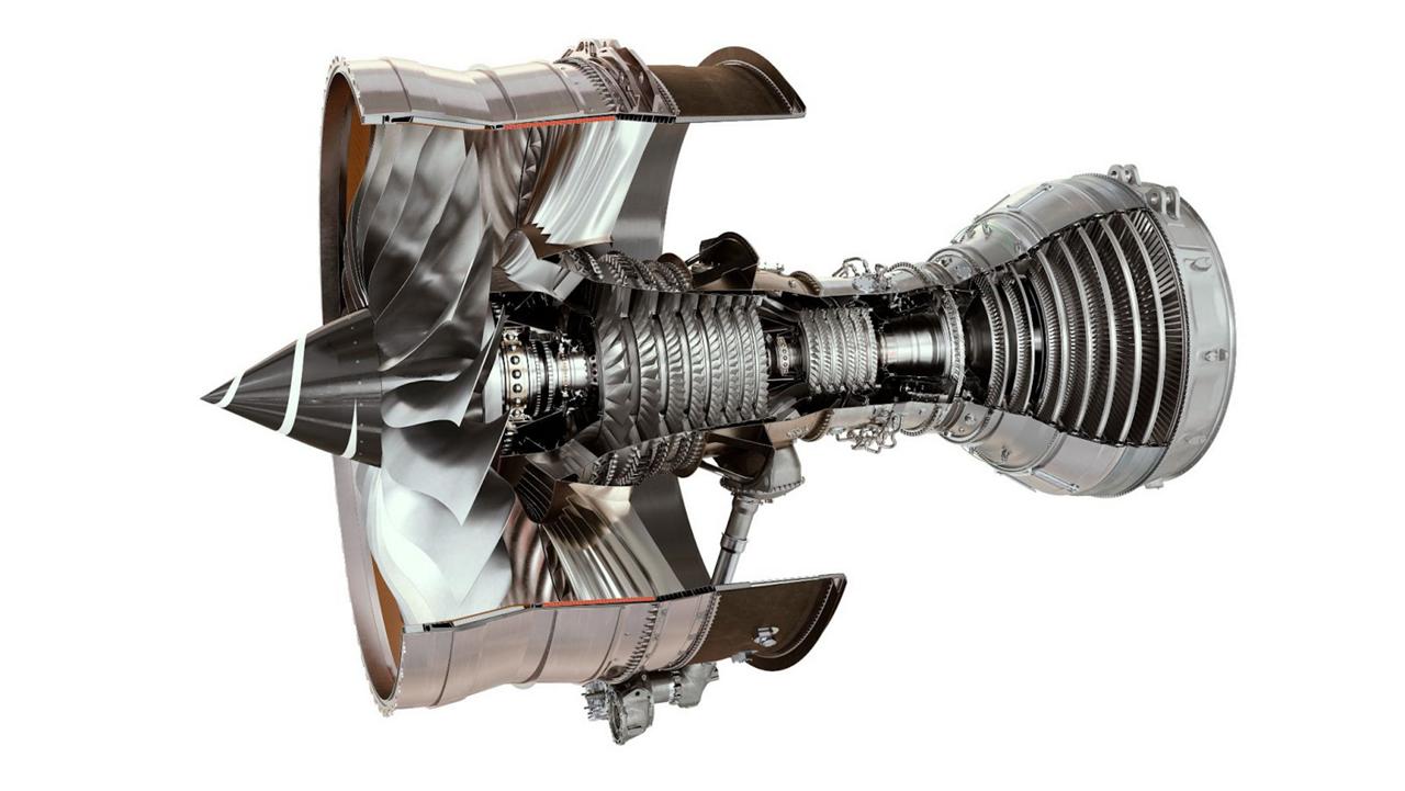 Copyright Rolls Royce Plc Trent XWB 84