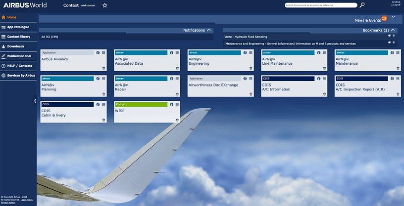 Airbus World