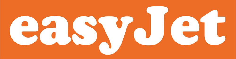 EasyJet Logotype Logo Emblem 2