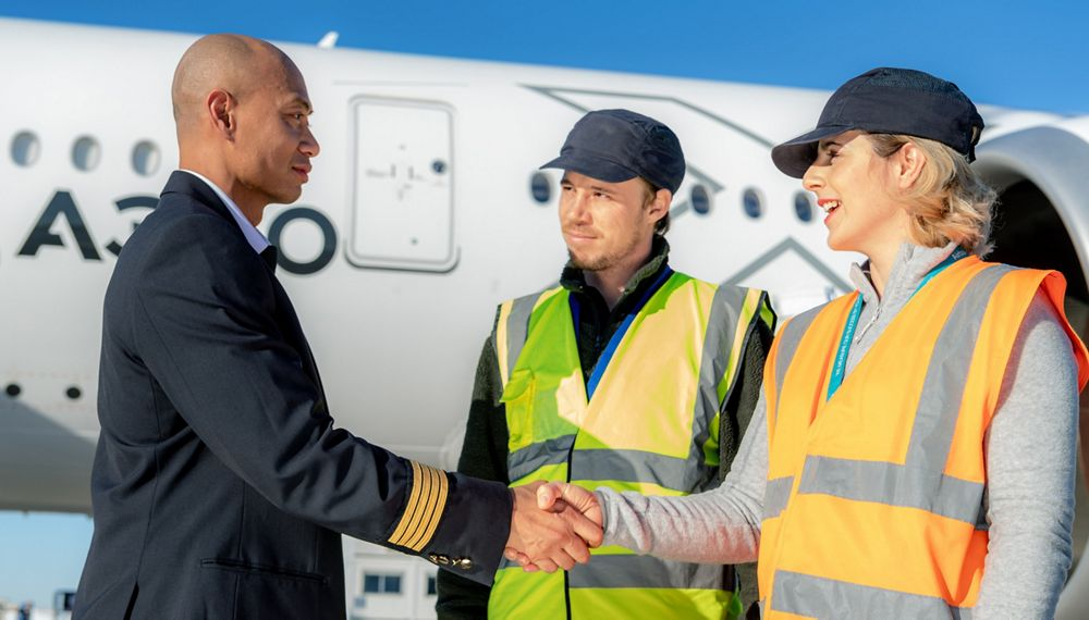 Airbus Services 204