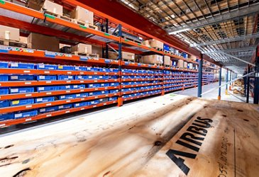 Extended Warehouse Management Tool Airlog1 105