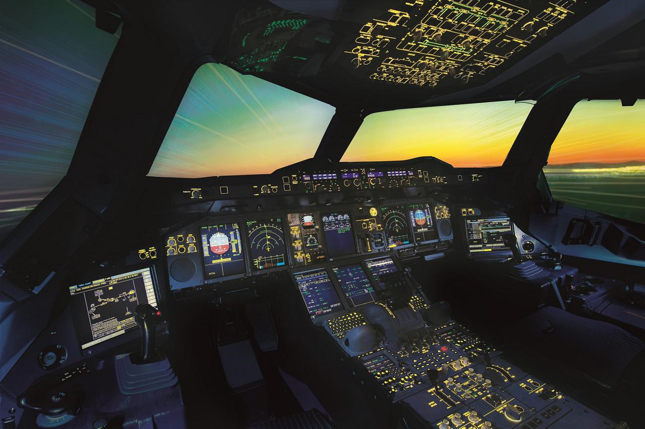 Airbus Simulation GO5