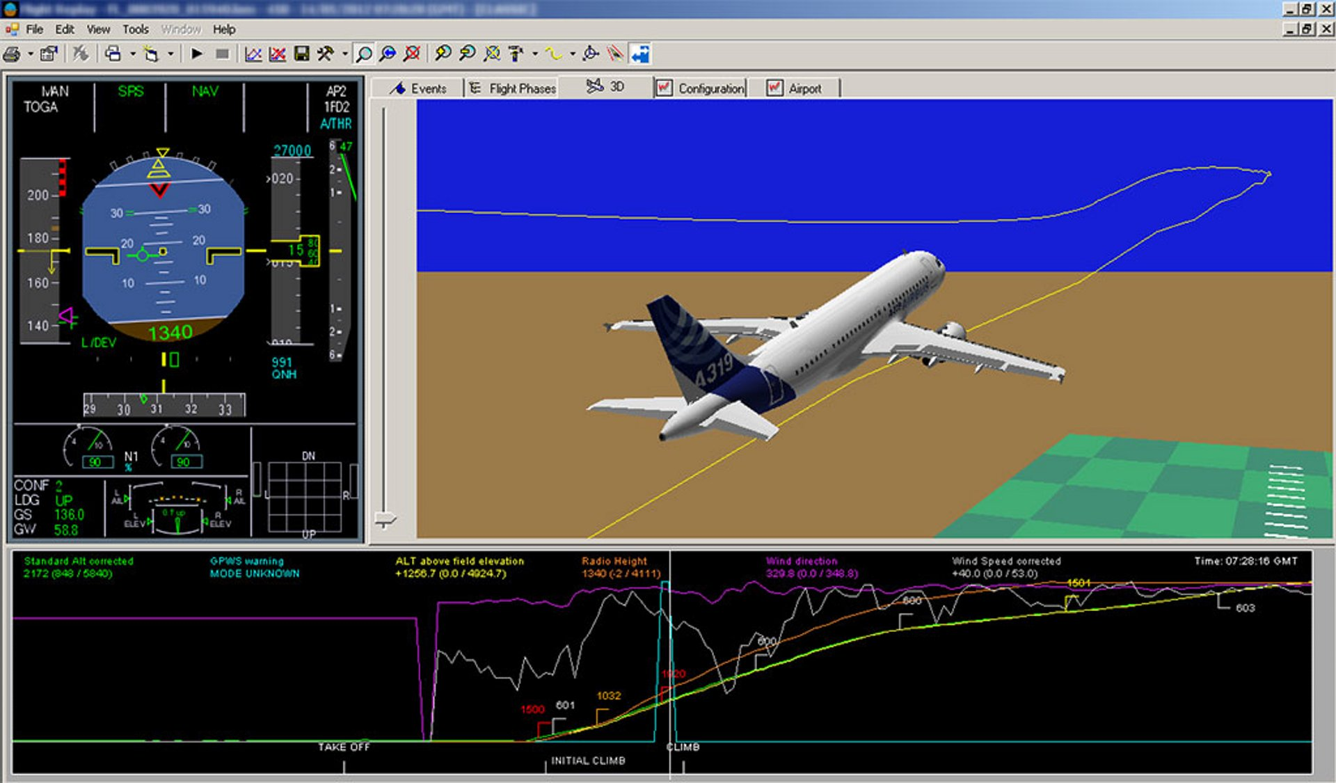 Flight Data Analysis suite