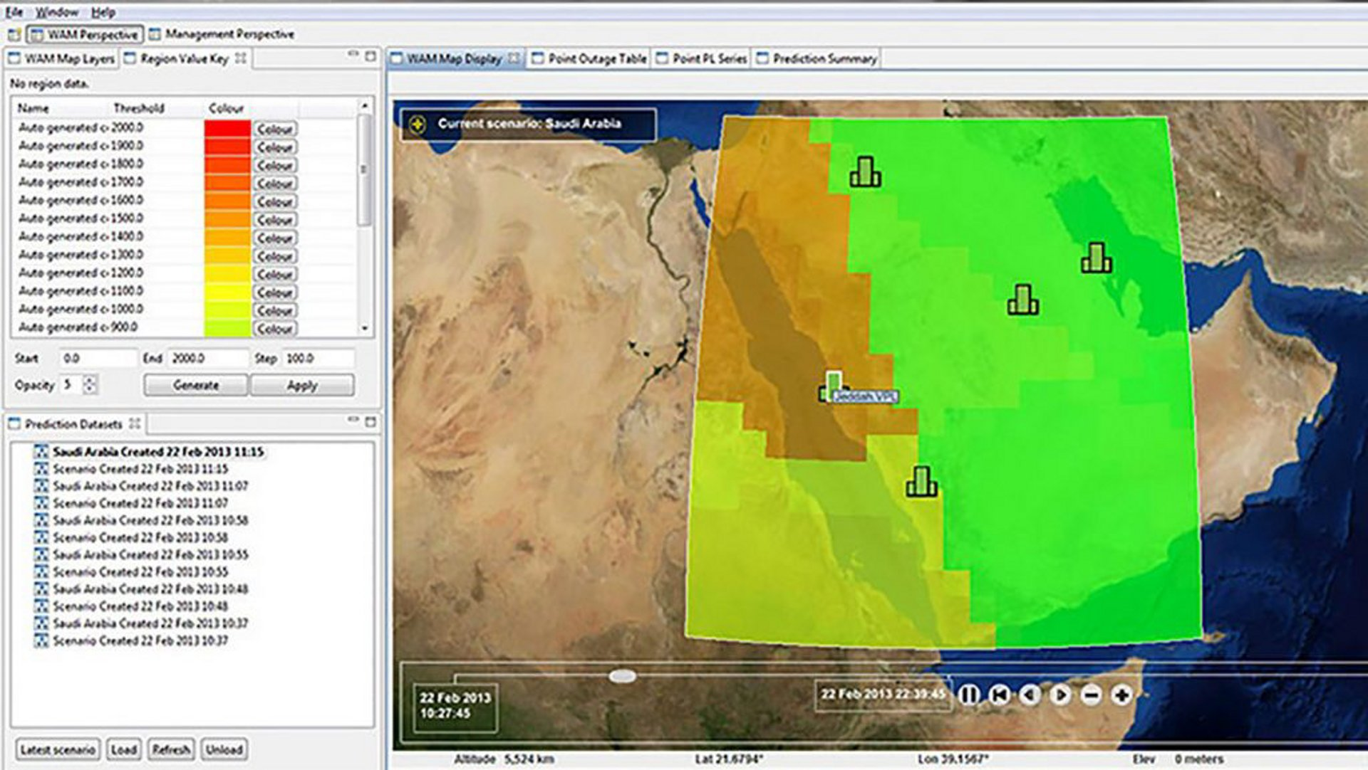 GNSS Monitoring by NAVBLUE