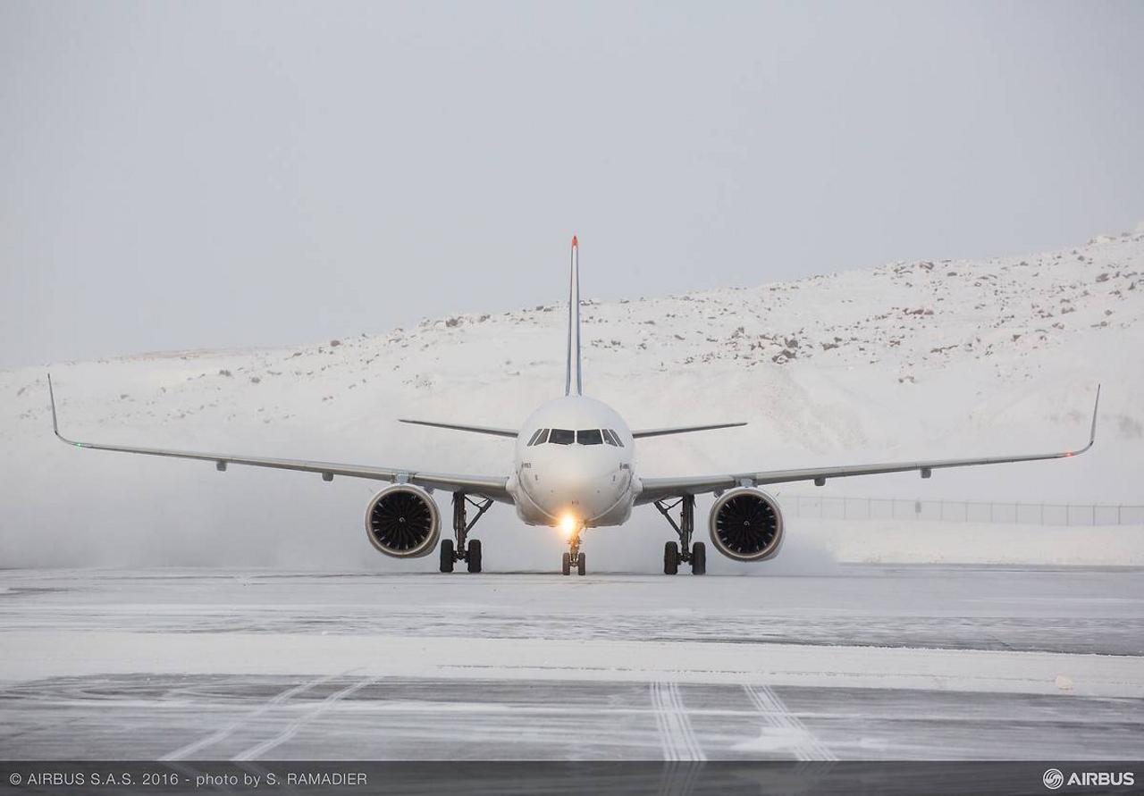 A320 Neo BACF+