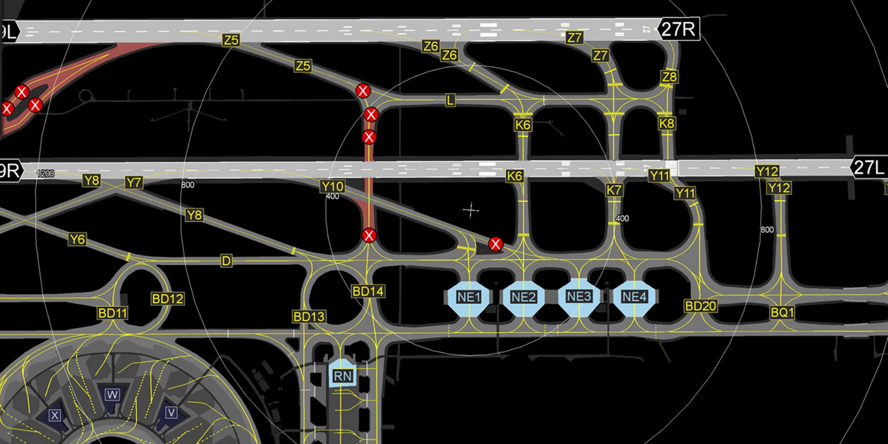 Airport+ provides world-wide operators and authorities with flexible solutions based on reliable airport data harnessing exclusive high-resolution satellite imagery