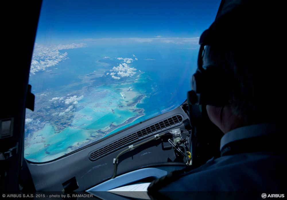 Dry Full Flight Simulator Sessions