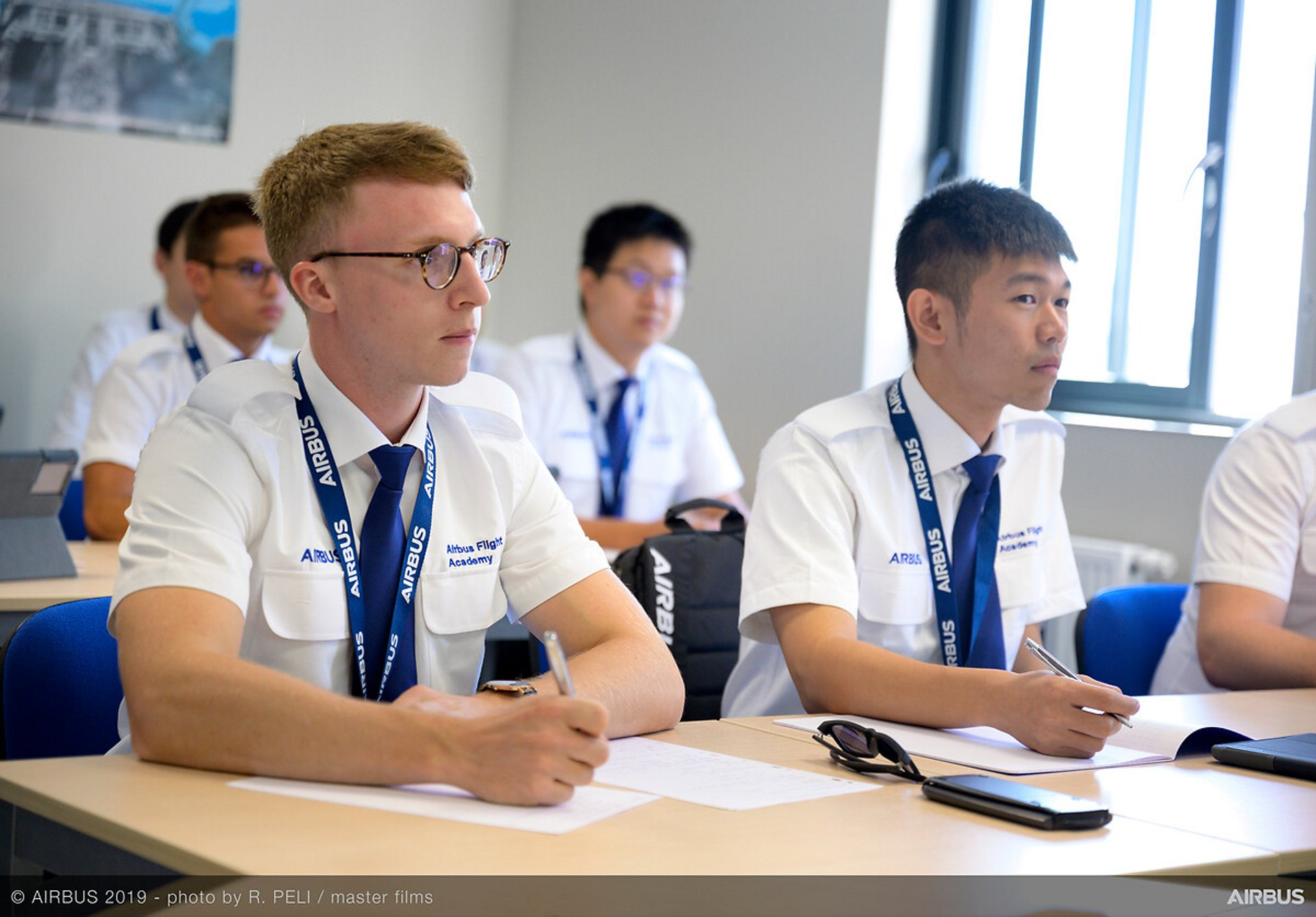 Discover the Pilot Training Programme