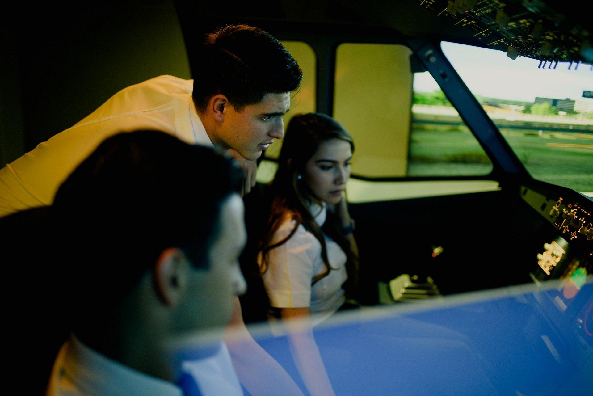 Airbus ENAC Partnership For Pilot Cadet Training