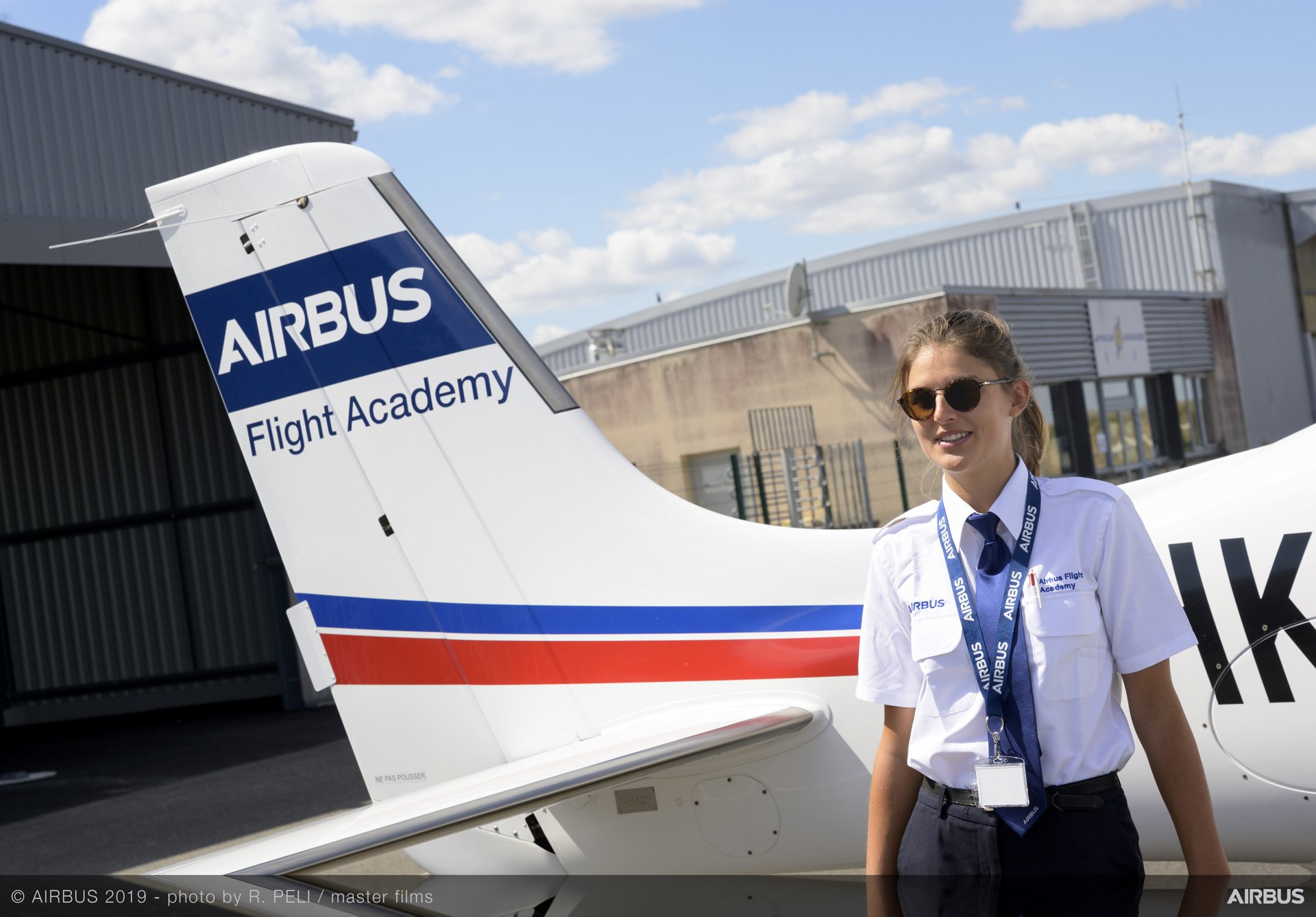 Discover Airbus Flight Academy