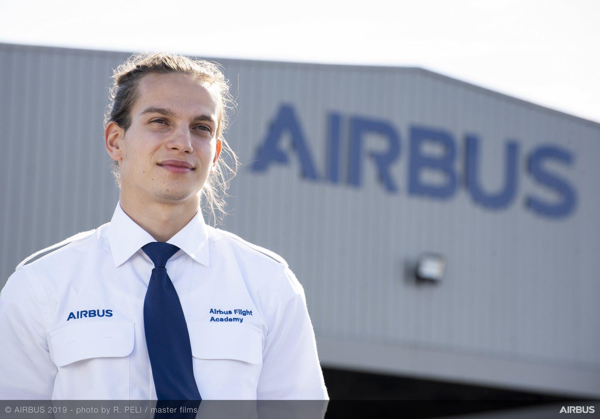 Airbus Pilot Cadet Training