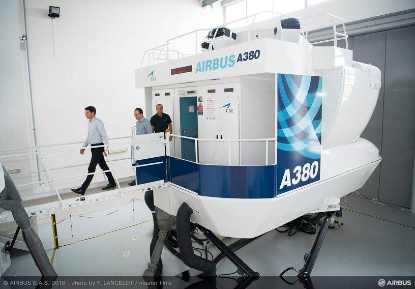 Dry Full Flight Simulator Sessions 2