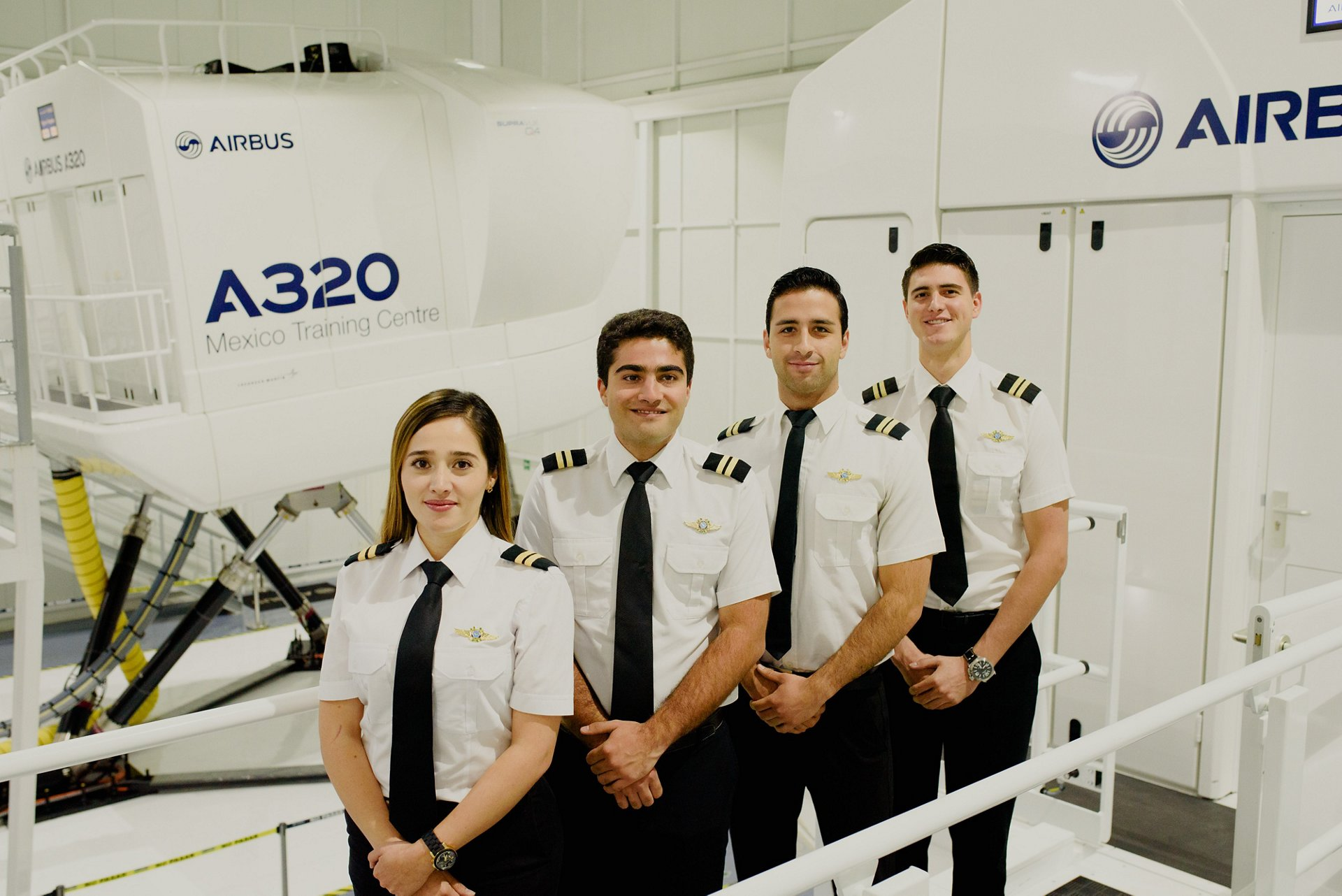 The ab initio Pilot Cadet Training Programme, co-developed by Airbus and France's ENAC civil aviation university, supports airline customers in contributing to the long-term availability of qualified pilots